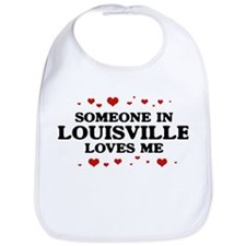 Loves Me in Louisville Bib