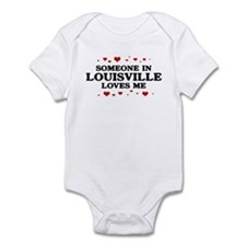 Loves Me in Louisville Infant Bodysuit