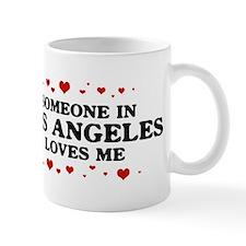 Loves Me in Los Angeles Mug