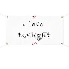i love twilight Banner