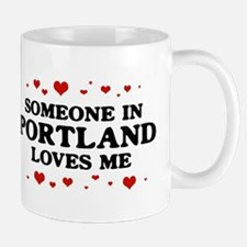 Loves Me in Portland Mug