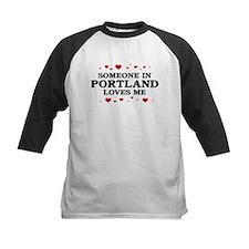 Loves Me in Portland Tee