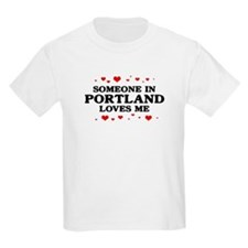 Loves Me in Portland T-Shirt