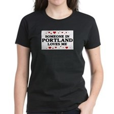 Loves Me in Portland Tee