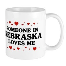 Loves Me in Nebraska Mug