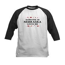Loves Me in Nebraska Tee
