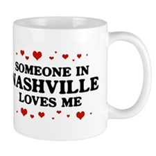 Loves Me in Nashville Mug