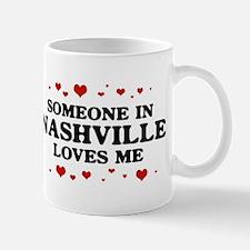Loves Me in Nashville Mug