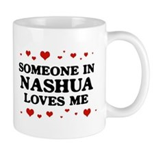 Loves Me in Nashua Mug