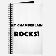 MY Chamberlain ROCKS! Journal