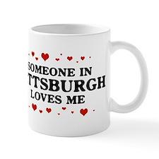 Loves Me in Pittsburgh Mug