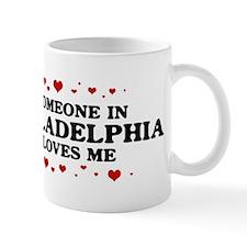 Loves Me in Philadelphia Mug
