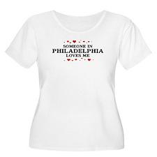 Loves Me in Philadelphia T-Shirt