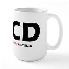 Obsessive Collie Disorder Mug