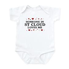 Loves Me in St Cloud Infant Bodysuit