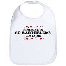 Loves Me in St Barthelemy Bib