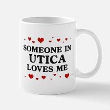 Loves Me in Utica Mug