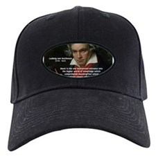 Classical Music: Beethoven Baseball Hat