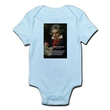 Classical Music: Beethoven Infant Creeper