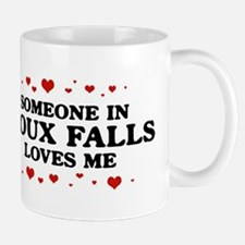 Loves Me in Sioux Falls Mug