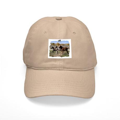 Three Foals Cap