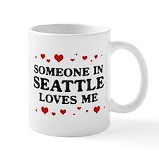 Loves Me in Seattle Mug