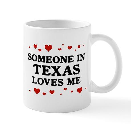 Loves Me in Texas Mug