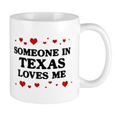 Loves Me in Texas Mug