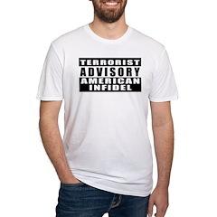 Advisory: American Infidel Shirt
