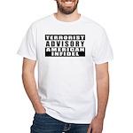 Advisory: American Infidel White T-Shirt