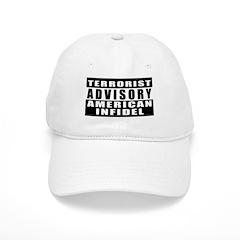 Advisory: American Infidel Baseball Cap