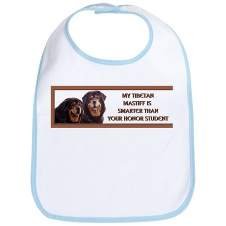 Tibetan Mastiff Honor 2 Bib