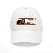 Tibetan Mastiff Honor 2 Baseball Cap
