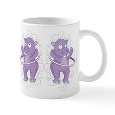 Purple Hippo Mug