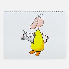 Funny Mail Wall Calendar