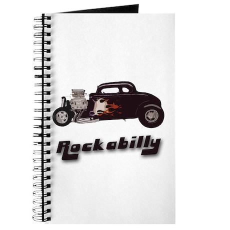 Rockabilly Vintage Hot Rod Journal