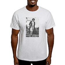 Ludwig van Beethoven Ash Grey T-Shirt