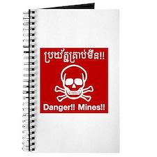 Danger Mines, Cambodia Journal