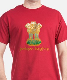 JH-Lions-SaffronGreen2 T-Shirt