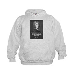 Irish Idealist: George Berkeley Hoodie