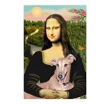 Mona Lisa / Greyhound #1 Postcards (Package of 8)