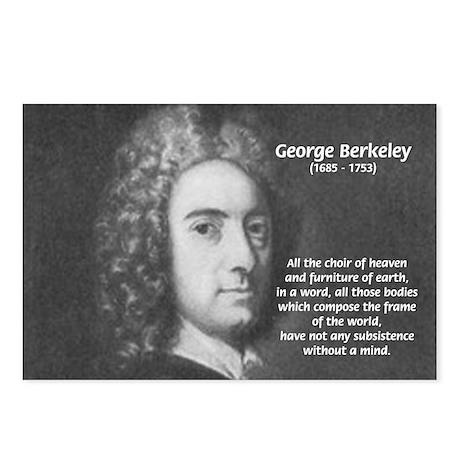 Irish Idealist: George Berkeley Postcards (Package
