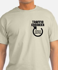 Traffic Engineer Direction T-Shirt