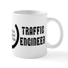 Traffic Engineer Direction Mug