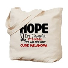HOPE Melanoma 1 Tote Bag