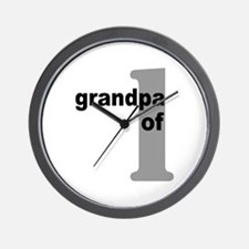 GRANDPA 1 Wall Clock