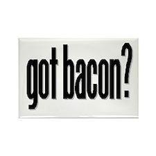 Unique Got bacon Rectangle Magnet (100 pack)