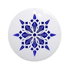 Snowflake Ornament #23