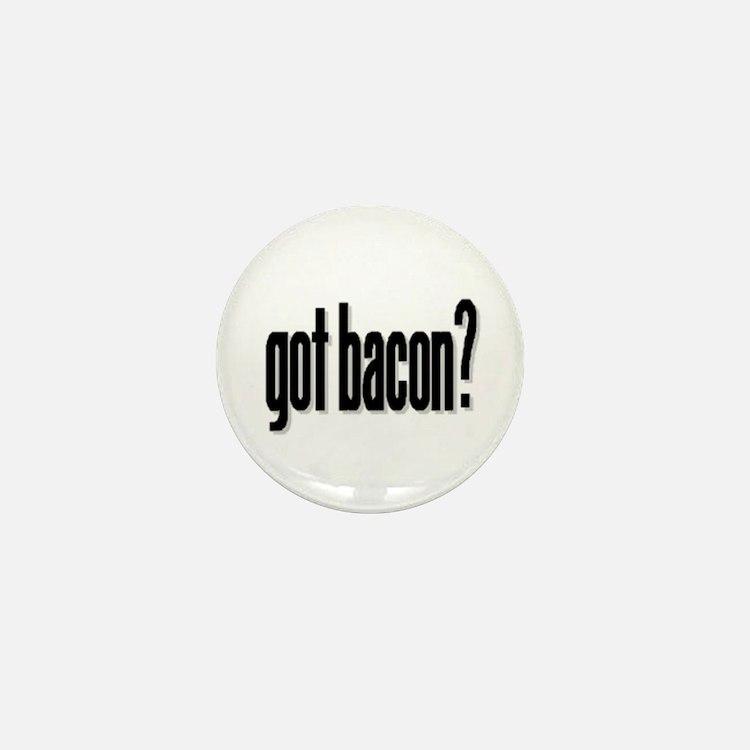 Cute Got bacon Mini Button