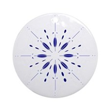 Snowflake Ornament #19